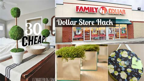 Family Dollar Store Decorations by 30 Decor Ideas From Dollar Store