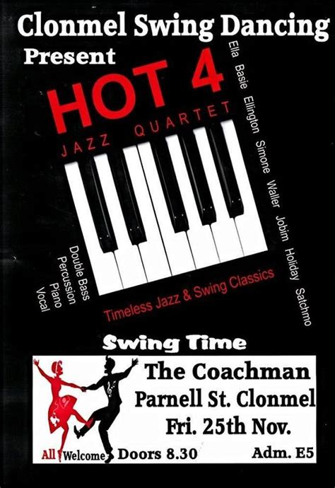 swing timers clonmel swing dancing present swing time