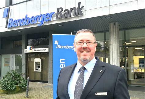 bensberger bank banking bensberger bank setzt bei nachfolge auf bew 228 hrtes