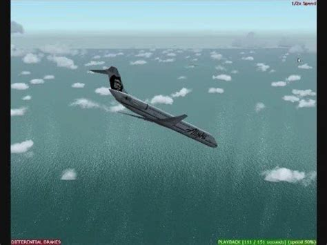 fs2004 the tragedy of alaska airlines flight 261