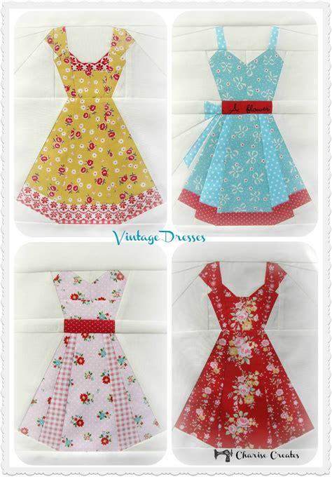 dress pattern paper charise creates vintage dresses pattern
