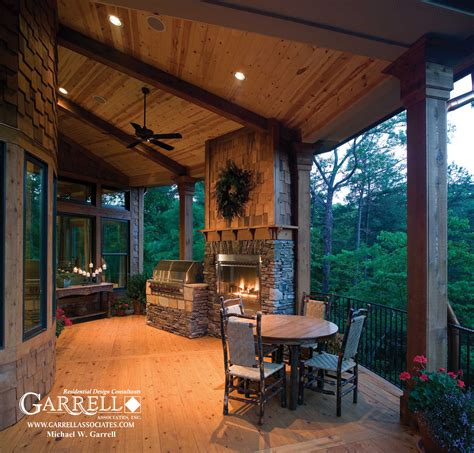 rustic porch rustic porches amicalola cottage rustic style house