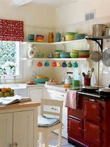 30 ideas for decorating a small kitchen house design
