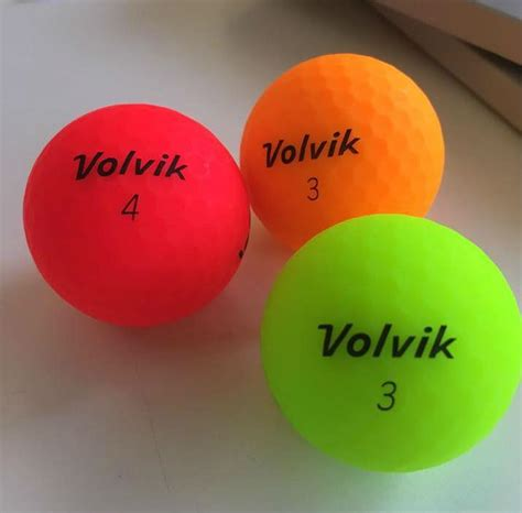 Volvik S4 Golf Green bubba watson s pink volvik golf to be sold in uk