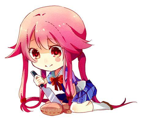 anime yandere yandere anime chibi chibi s pinterest anime chibi