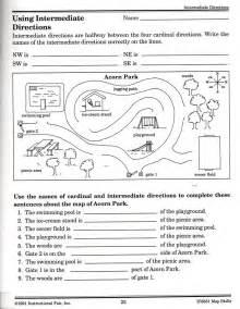 free printable grid map worksheets free elementary