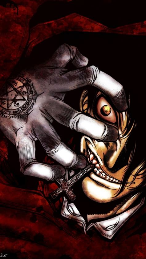 alucard wallpaper mobile hellsing anime wallpaper 50 wallpapers 3d wallpapers