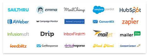 email service provider list list builder for sumo a simple email popup tool