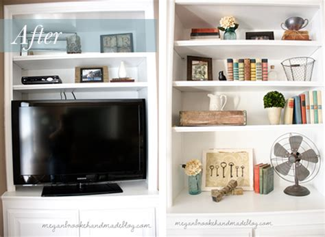 how to decorate bookshelves how to decorate style bookshelves megan brooke handmade