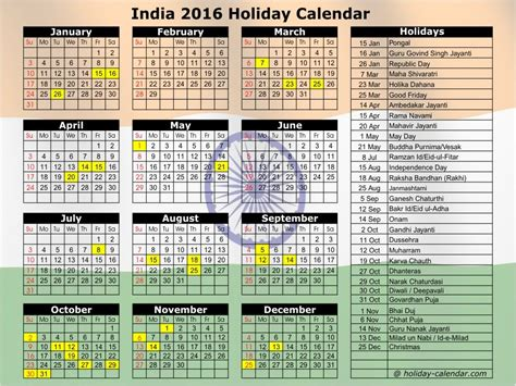 printable year planner 2016 india 2016 september calendar india september 2016 calendar