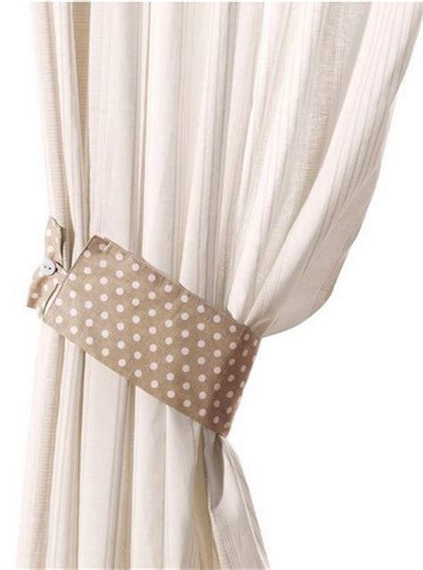 raffhalter gardine gardinen deko 187 gardinen raffhalter selber machen