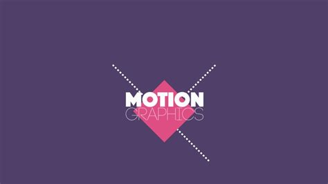 motion graphics templates free week six motion graphics digital media 103
