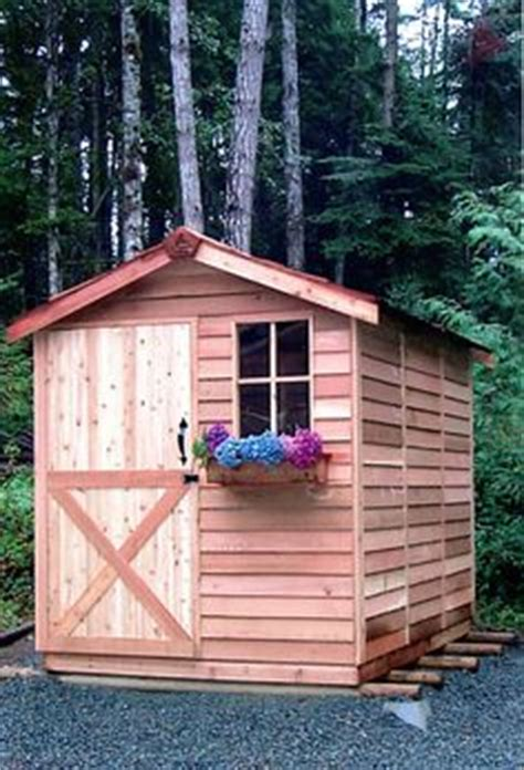 Easy Assemble Sheds by Cedarshed Storage Sheds On Small Sheds Sheds