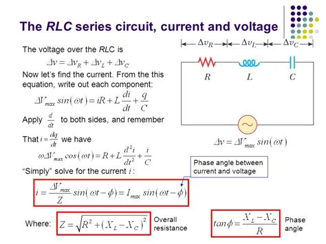 voltage across resistor rlc circuit how to find voltage across resistor in rlc circuit 28 images parallel rlc circuit and rlc