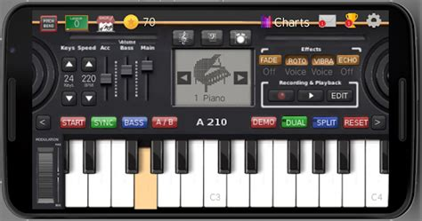 Keyboard Yamaha Di Bali keyboard app report on mobile