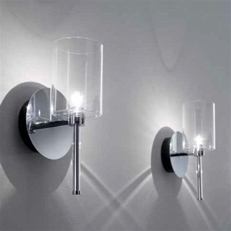 Contemporary Wall Sconces Spillray Wall Sconce Contemporary Wall Sconces By Ylighting