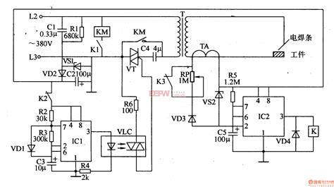 交流电焊机电路图 交流电焊机 直流电焊机电路图 飞虎图片分享