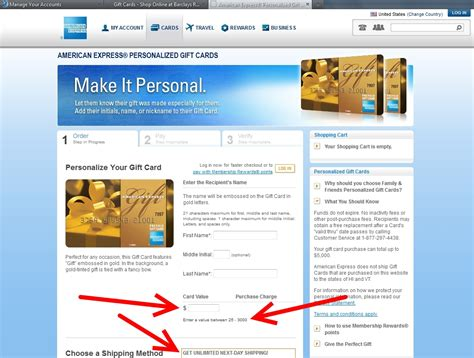 Amex Points Gift Cards - bonus points for shopping amex gift cards from barclays 6 delta pointsdelta points
