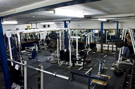 Gym Pictures by Innovative Training 187 The Gym As My Sanctuary