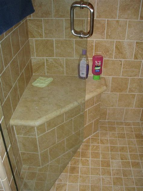 built in shower benches best 25 shower seat ideas on pinterest