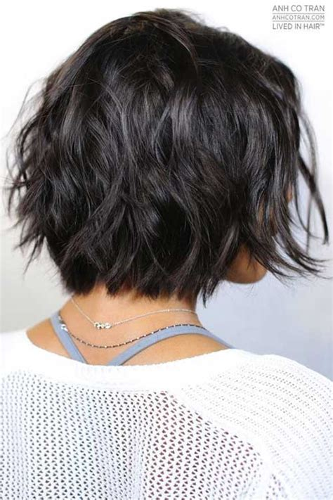 short brunette hairstyles front and back 20 brunette bob haircuts short hairstyles 2017 2018