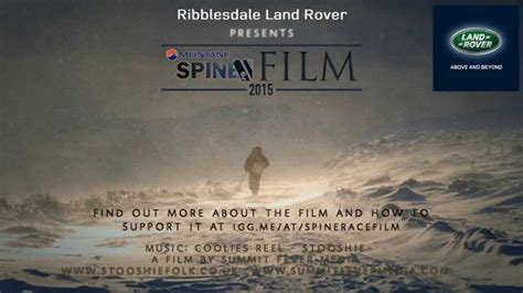 ribblesdale land rover ribblesdale land rover presents the montane spine race