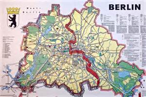 berlin map of germany berlin germany