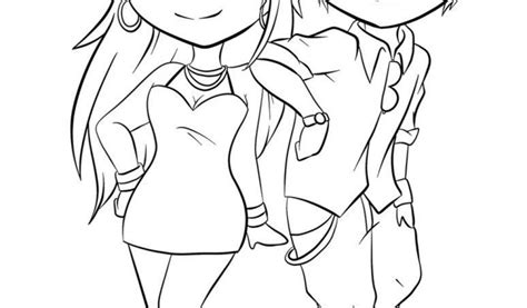 cute coloring pages for couples cute anime couples coloring pages timykids