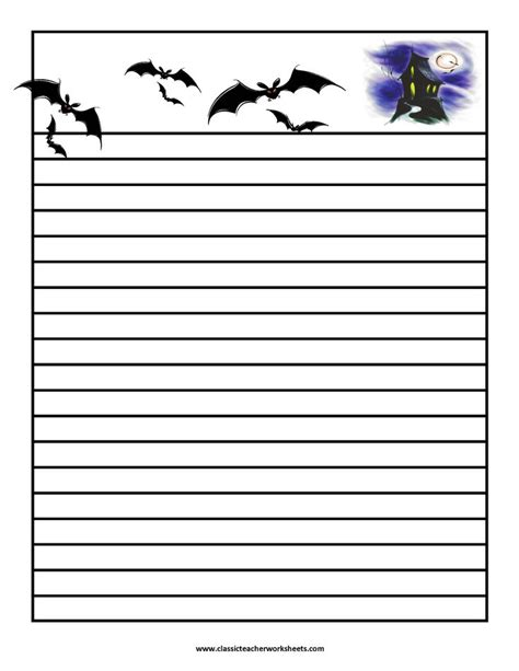 check writing paper writing paper haunted house check out our