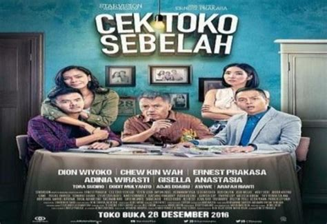 film cek toko sebelah xx1 6 film indonesia ini dirilis akhir 2016 flash info flash