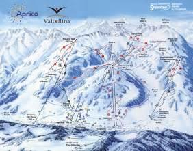 Aprica trail map