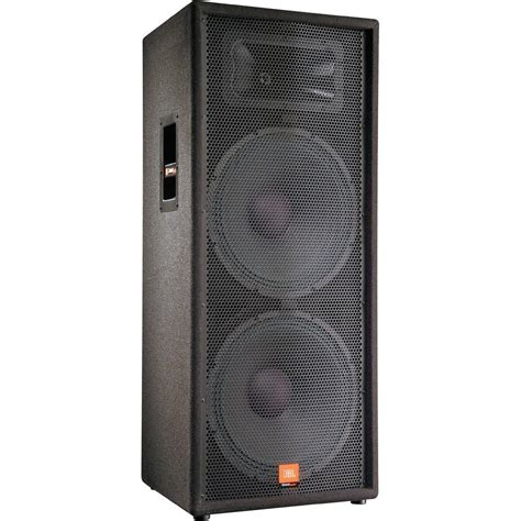 jbl jrx125 dual passive speakers jrx 125 pair