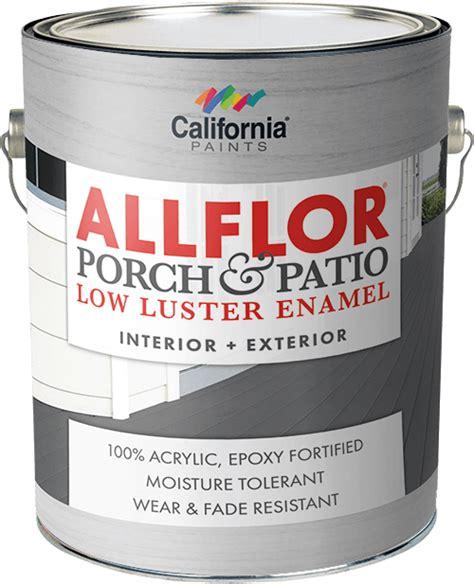 allflor california paints