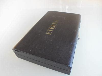 Spare Part Eterna eterna spare parts box 1910 1920 5 eterna fanatic