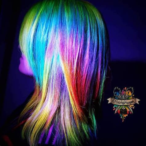 Glowing Daily Glow Siang Glow the hairstyle trend is this glow in the hair