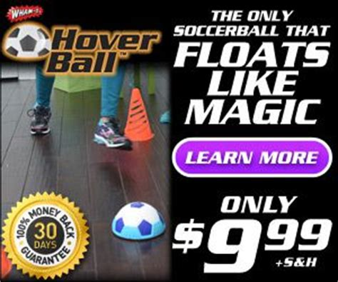 Hover As Seen On Tv The Indoor Soccer hover by wham o air power floating soccer