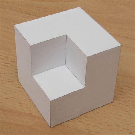 Rectangular Prism Origami - http www korthalsaltes photo cubic shapes cubic