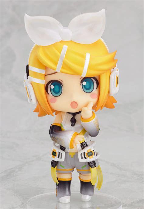 Nendoroid Kagamine Rin Cheerful Ver Kws image gallery nendoroid rin