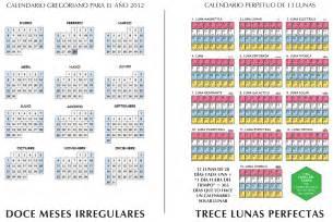 Calendario 365 Mexico Firma Por El Cambio De Calendario A Las 13 Lunas De 28