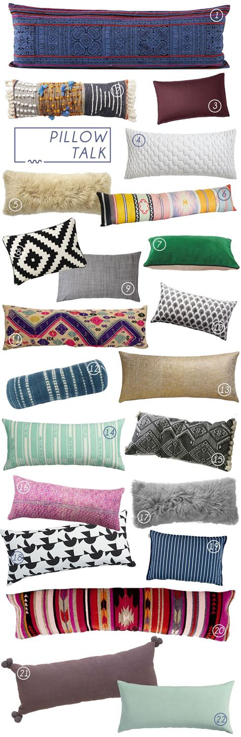long pillows for bed best 25 decorative bed pillows ideas on pinterest