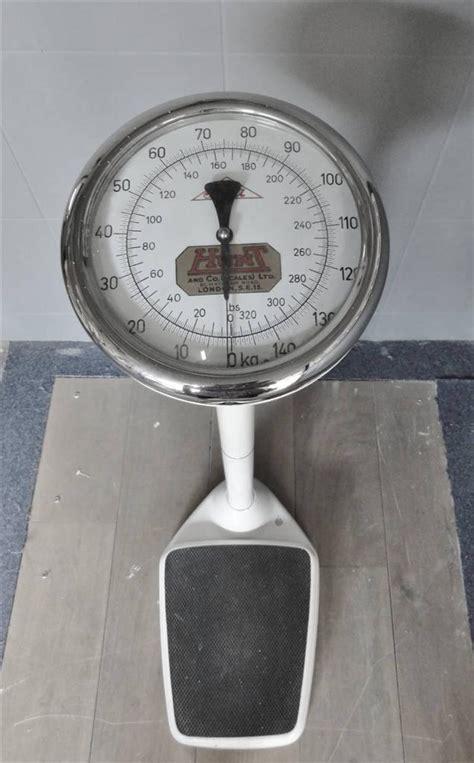medical bathroom scales vintage medical doctors floor standing scales bathroom ebay