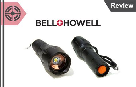 Bell & Howell Tac Light Review   As Seen On TV Tactical