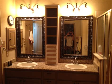 bathroom counter cabinets bathroom counter cabinet build this pinterest