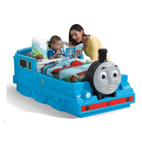 thomas train toddler bed thomas the tank engine bedroom combo kids bedroom set