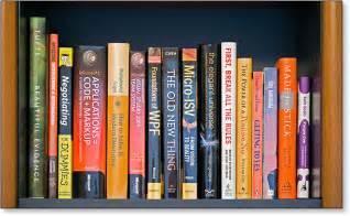 books on a bookshelf what s on your bookshelf