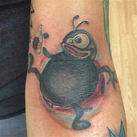 cartoon ladybug tattoo 21 ladybug tattoo designs ideas design trends