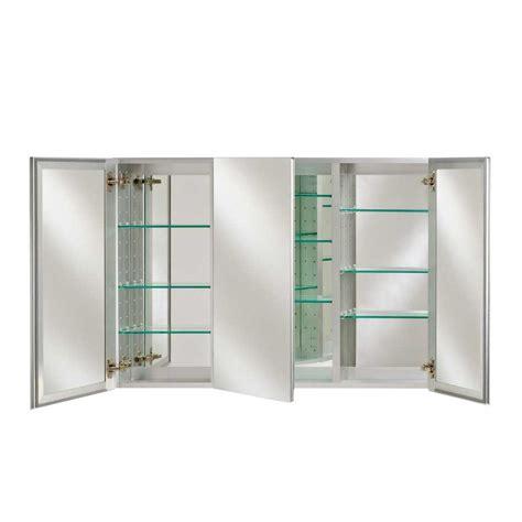 afina 36 quot broadway mirrored medicine cabinet polished td