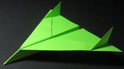 How To Make A Cool Paper Airplane That Flies Far - awesome paper airplaneswritings and papers writings and
