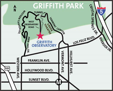 griffith park map griffith park los angeles map bnhspine