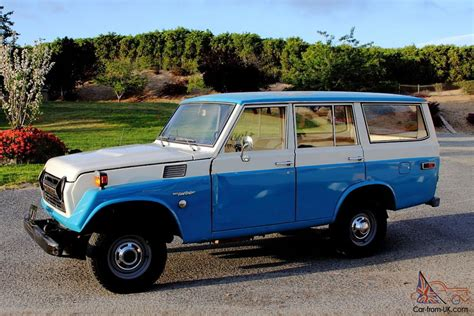 original land cruiser 1975 fj55 toyota land cruiser like new compression 150